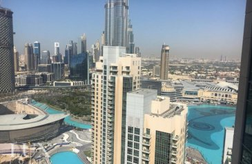 Two Bedroom, Two Bathroom, Apartment For Sale in 29 Boulevard Tower 1, Downtown Dubai, Dubai - Highly Motivated Seller   Burj View   High Floor
