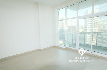 One Bedroom, Two Bathroom, Apartment To Rent in Westbury Tower, Business Bay, Dubai - Ready to Move   Elegant 1 BR   Huge Balcony Area