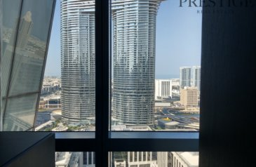 2,758 Sq Ft, Office For Sale in Boulevard Plaza Tower 2, Downtown Dubai, Dubai - Office   Ready to move in   Downtown