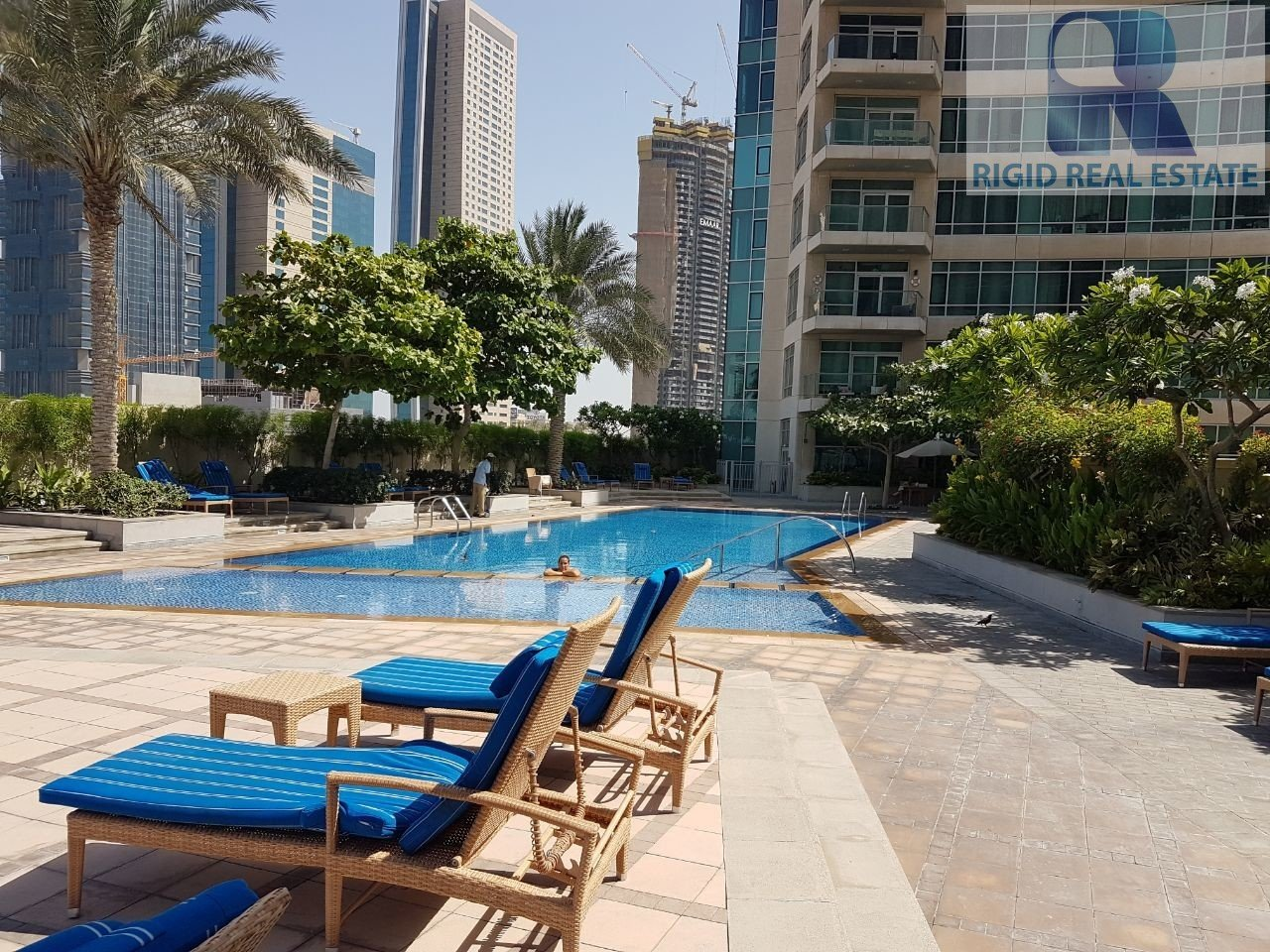 Gr 21 One Bedroom Two Bathroom Apartment To Rent In Downtown Dubai Dubai
