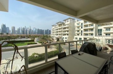 Three Bedroom, Four Bathroom, Apartment To Rent in Cluster E, Jumeirah Heights, Dubai - Furnished  Maids Room   Away From Road.