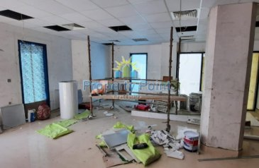Ready to Move in Good Condition, 1,130 Sq Ft, Retail Space To Rent in Al Wahdah, Abu Dhabi - 105 SQM Shop for RENT | Spacious Layout | Ideal Location for Business | Delma Street corner Muroor Road