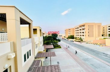 Three Bedroom, Four Bathroom, Townhouse To Rent in Badrah Buildings, Dubai Waterfront, Dubai - Cheapest 3 Bedroom Townhouse I Park View