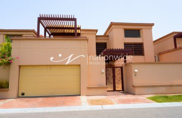 Three Bedroom, Four Bathroom, Townhouse For Sale in Jouri, Al Raha Golf Gardens, Abu Dhabi - Luxurious Lifestyle Living Or Ideal Investment