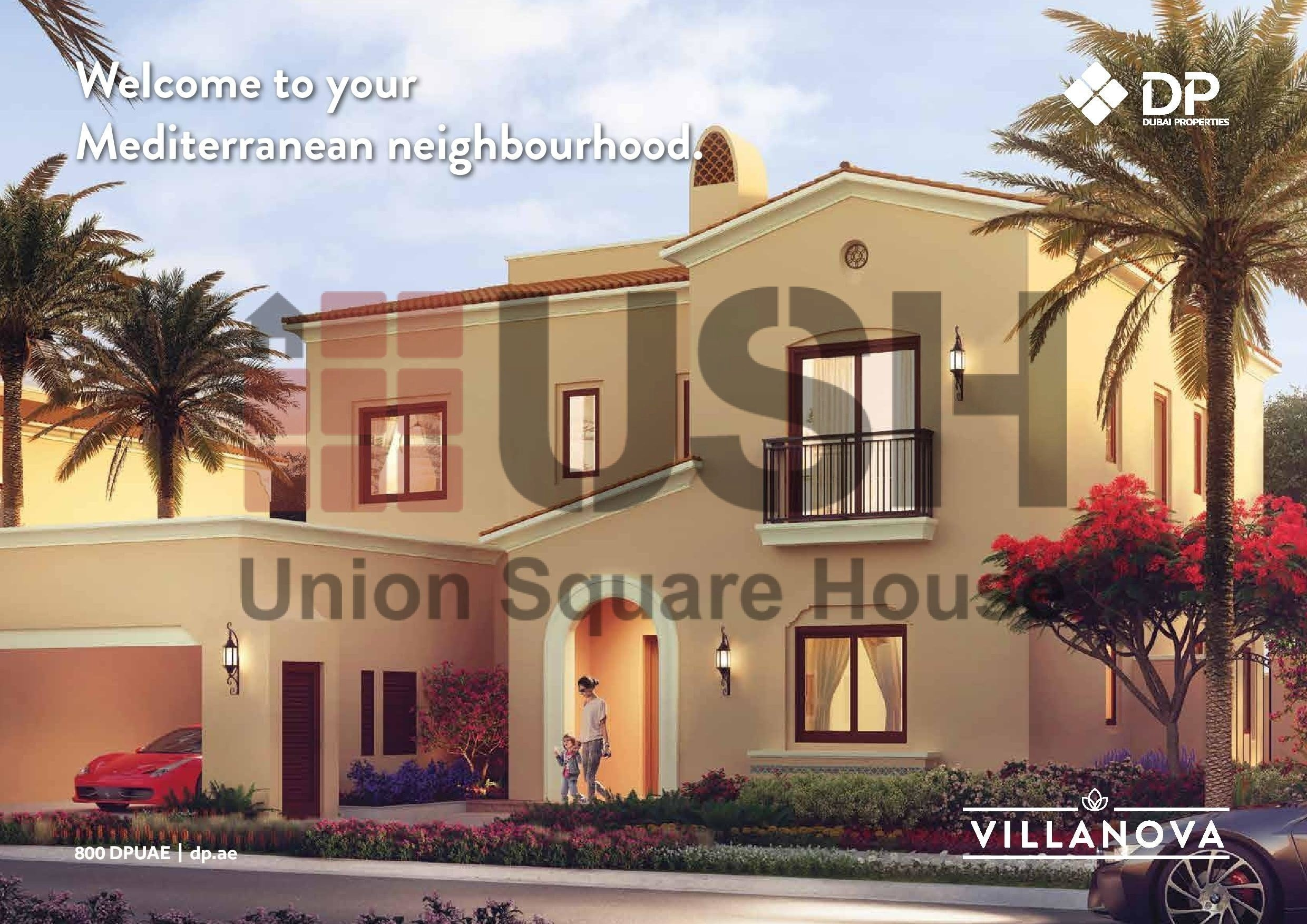 Ush 577746 four bedroom four bathroom townhouse for for Four bedroom townhouse