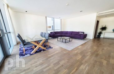 Three Bedroom, Apartment To Rent in City Walk, Dubai - Fully Furnished   3 bed + Maids   Balcony