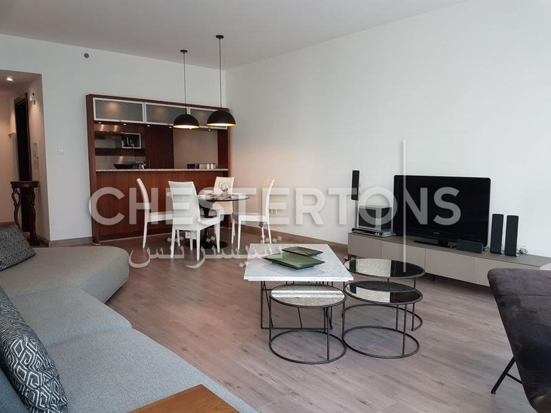 Ch r 6730 one bedroom two bathroom apartment to rent in al sahab tower 1 dubai marina dubai for 1 bedroom flat to rent in bath