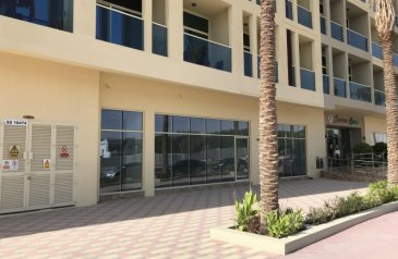 Ready to Move in Good Condition, 1,198 Sq Ft, Retail Space To Rent in Arjan, Dubailand, Dubai - Front Facing | Brand New Retail | Direct Access from MBZ Rd