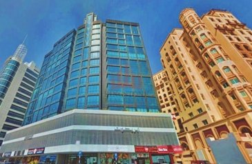 1,550 Sq Ft, Office To Rent in The Apricot, Dubai Silicon Oasis (DSO), Dubai - Shell and Core Office with Chiller Free