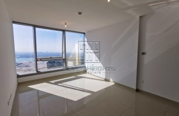 Two Bedroom, Three Bathroom, Apartment To Rent in Sky Tower, Al Reem Island, Abu Dhabi - Beautifully View!   In Great Tower !