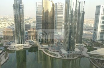 Two Bedroom, Two Bathroom, Apartment For Sale in Global Lake View, Jumeirah Lakes Towers - JLT, Dubai - Exclusive | Spacious 2 Bedroom| High Floor| Vacant