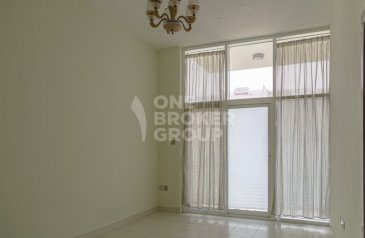 One Bedroom, Two Bathroom, Apartment To Rent in Glitz Residence 2, Dubai Studio City (DSC), Dubai - Well Maintained | Exclusive