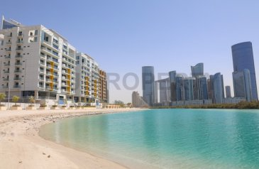 One Bedroom, Two Bathroom, Apartment To Rent in Oasis Residences, Al Reem Island, Abu Dhabi - *Visit our Open House Today* Spacious 1BR for Rent