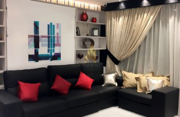 One Bedroom, Two Bathroom, Apartment For Sale in Arjan, Dubailand, Dubai - Fully Furnished | Spacious 1BR | in Arjan