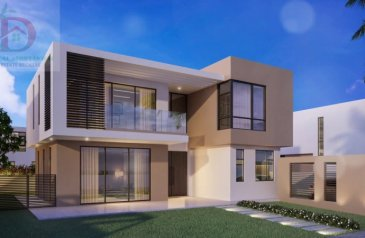 Three Bedroom, Four Bathroom, Villa For Sale in Nasma Residence, Al Tayy, Sharjah - READY TO MOVE CORNER VILLA   3 BHK + MAID'S ROOM FOR SALE   IN THE HEART OF SHARJAH
