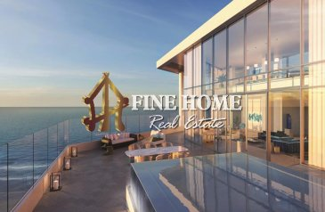 Five Bedroom, 7 Bathroom, Penthouse For Sale in Cultural District, Abu Dhabi - Sea View 5BR w/ FREE W Yas Hotel Stay + Darna Pts