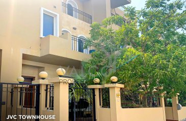 Five Bedroom, Four Bathroom, Townhouse To Rent in Indigo Ville 1, Jumeirah Village Circle (JVC), Dubai - A Blazing Townhouse | Great Family Location