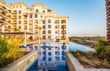 One Bedroom, Two Bathroom, Apartment For Sale in Ansam, Yas Island, Abu Dhabi - 1BHK Apartment in Ansam, Yas Island Abu Dhabi