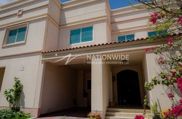 Four Bedroom, Four Bathroom, Villa To Rent in Seashore Villa Compound, Abu Dhabi Gate City, Abu Dhabi - Perfect Lifestyle Property with Full Facilities