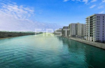 One Bedroom, One Bathroom, Apartment To Rent in Water's Edge, Yas Island, Abu Dhabi - Charming Bright Apartment   Good Location.