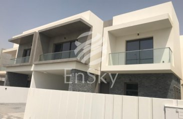 Four Bedroom, Five Bathroom, Villa For Sale in Yas Acres, Abu Dhabi - Duplex Villa at a Discounted Price Type 4X!