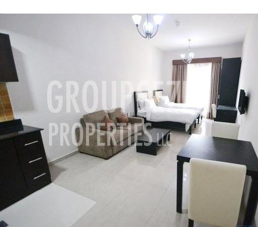 Fully Furnished Studio Hotel Apartment For Sale In Jvc Hanover Square