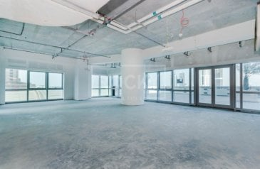 Ready to Move in Good Condition, 39,624 Sq Ft, Retail Space To Rent in One, Barsha Heights (TECOM), Dubai - Full Floor with Terrace   Suitable for Restaurant   The One