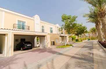 Four Bedroom, Four Bathroom, Townhouse To Rent in Green Community West, Green Community, Dubai - 1 Month Free | Spacious and Bright | Exclusive