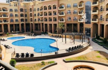 Two Bedroom, Two Bathroom, Apartment For Sale in Diamond Views 4, Jumeirah Village, Dubai - Spacious 2BHK+Study for Sale| Call now for details
