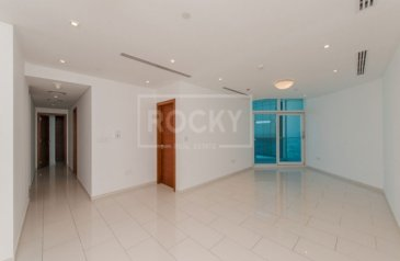 Two Bedroom, Two Bathroom, Apartment To Rent in Burj Al Salam, Sheikh Zayed Road (SZR), Dubai - 3 Months Free   Chiller Free   2-Bed