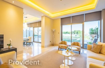 Four Bedroom, Six Bathroom, Townhouse For Sale in The Crescent, Dubai Production City - IMPZ, Dubai - Private Pool | 4 Year Payment | High End Finishing