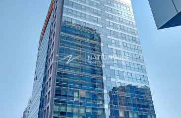 2,389 Sq Ft, Office To Rent in Madinat Zayed, Abu Dhabi - Fitted Office Space in Downtown Abu Dhabi