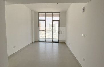 One Bedroom, One Bathroom, Apartment For Sale in The Pulse, Dubai South City, Dubai - Brand New 1 Bedroom+Maid   Pool View Metro Station