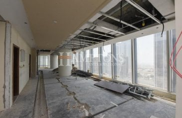 4,218 Sq Ft, Office For Sale in The Vision Tower, Business Bay, Dubai - Best Price | Vision Tower | 4,218 sq.ft.