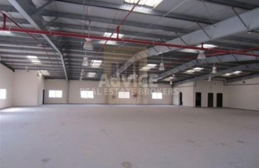 Ready to Move in, 19,376 Sq Ft Warehouse To Rent in Sahara Meadows, Dubai Industrial City, Dubai - Warehouse I Built in Office I DIC