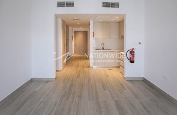 Studio, One Bathroom, Apartment For Sale in Water's Edge, Yas Island, Abu Dhabi - A Brand New Residence with Partial Canal View