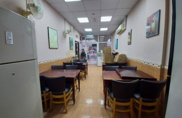 Existing 2,670 Sq Ft, Shop For Sale in Persia, International City, Dubai - 4 Shops - All Corner - Rented - Single Owner