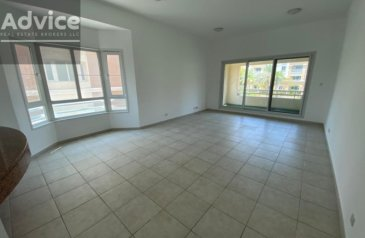 Two Bedroom, Three Bathroom, Apartment To Rent in Green Community, Dubai - Pool and Garden View I Separate Laundry I Spacious
