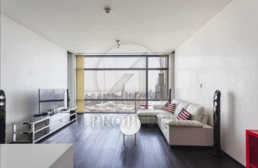 One Bedroom, Two Bathroom, Apartment To Rent in Index Tower, Dubai International Financial Centre ( DIFC), Dubai - EXCLUSIVE Amazing Furnished 1 Bedroom, Index Tower