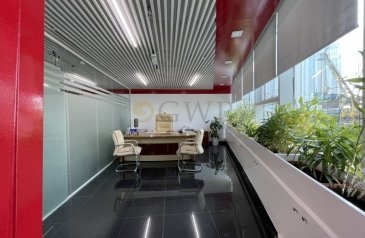1,099 Sq Ft, Office For Sale in Al Manara Tower, Business Bay, Dubai - Upgraded interiors Fitted office in Business Bay .