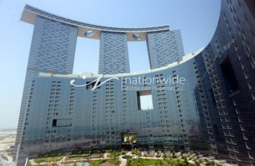 Studio, One Bathroom, Apartment To Rent in The Arc, Al Reem Island, Abu Dhabi - 12 Payments   0% Commission   3k Gift Voucher