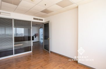 1,933 Sq Ft, Office To Rent in Al Moosa Tower 1, Sheikh Zayed Road (SZR), Dubai - Sea View   Partitioned Office   Ready to move in