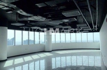 1,200 Sq Ft, Office To Rent in Business Tower, Business Bay, Dubai - Spacious Office | Business Tower | Amazing View