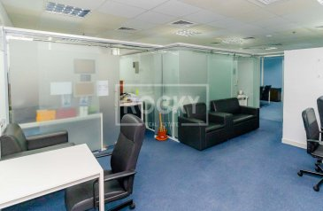 942 Sq Ft, Office For Sale in Clover Tower, Business Bay, Dubai - Fitted Office | Great ROI | Move in Ready