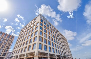 Commercial Building For Sale in Hills Business Park, Dubai Hills Estate, Dubai - Full Commercial  Building Ready to Move  Brand New