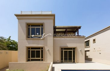 Five Bedroom, Five Bathroom, Villa To Rent in Lailak, Al Raha Golf Gardens, Abu Dhabi - A Benchmark For Family Living w/ Private Pool