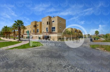 Four Bedroom, Five Bathroom, Townhouse To Rent in Muzera Community, Al Raha Gardens, Abu Dhabi - Vacant!! Experience the lifestyle at Raha.