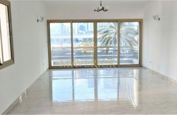 Three Bedroom, Three Bathroom, Apartment To Rent in Al Rostamani Towers, Sheikh Zayed Road (SZR), Dubai - Chiller+2 Months Free   Huge 3BR+Store/R