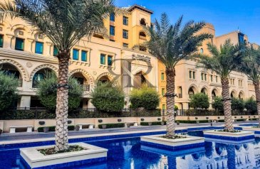 6,256 Sq Ft, Office For Sale in Al Saaha, The Old Town, Downtown Dubai, Dubai - Spacious Fully Fitted   Rented Office   Downtown