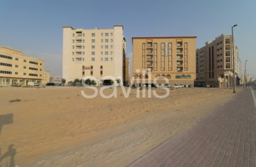 Mixed Use Plot For Sale in Muwailih Commercial, Sharjah - Mix Use Corner Plot in Muwaileh on Main Road